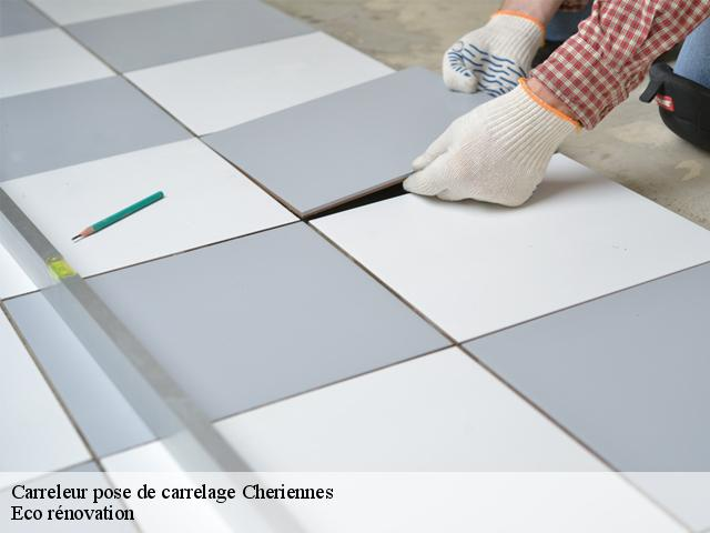 Carreleur pose de carrelage  cheriennes-62140 Eco rénovation
