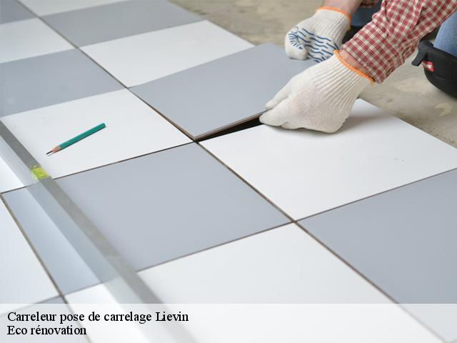 Carreleur pose de carrelage  lievin-62800 Eco rénovation